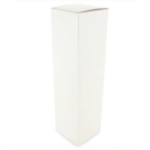 Dėžutė buteliui | Balta