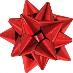 Žvaigždės formos kaspinėliai