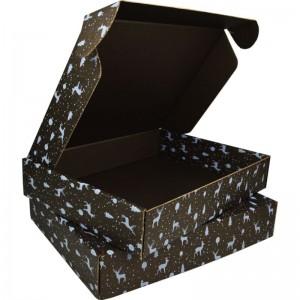 Kalėdinė greito surinkimo dėžutė