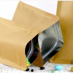 Doy-pack maišeliai, aliuminizuoti