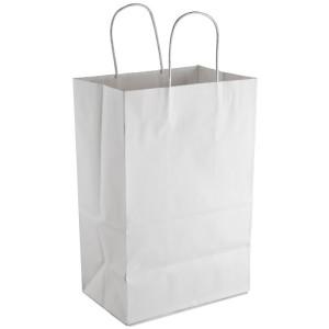 Popieriniai maišeliai | Balti