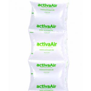 Oro pagalvės maiše